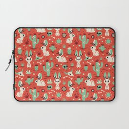 Cryptid Cuties: The Jackalope Laptop Sleeve