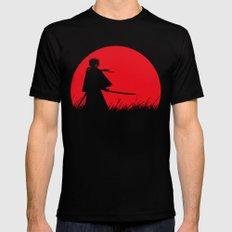 Samurai X Mens Fitted Tee Black MEDIUM