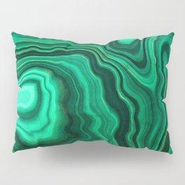 Emerald Marble Pillow Sham