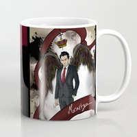 moriarty Mugs featuring Jim Moriarty....HI by JMoriarty