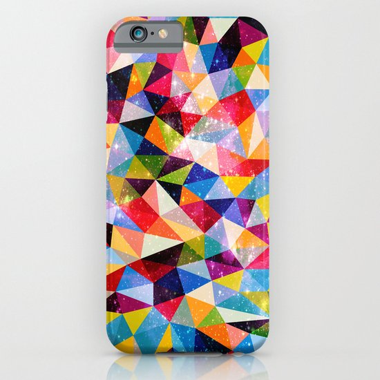 Space Shapes iPhone & iPod Case
