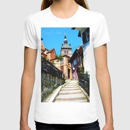 Clock Tower T-shirt