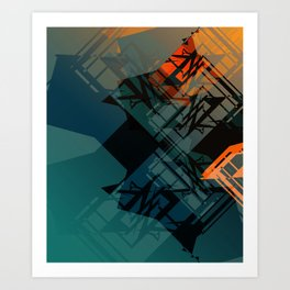 81418 Art Print