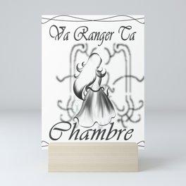 Va Ranger Ta Chambre - OFF game fan art Mini Art Print
