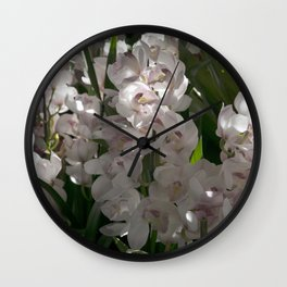 Longwood Gardens Orchid Extravaganza 7 Wall Clock
