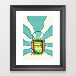Argus Framed Art Print