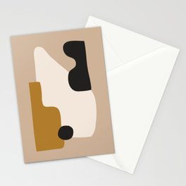 abstract minimal 16 Stationery Cards