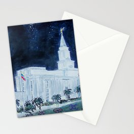 Guayaquil Ecuador LDS Temple Stationery Cards