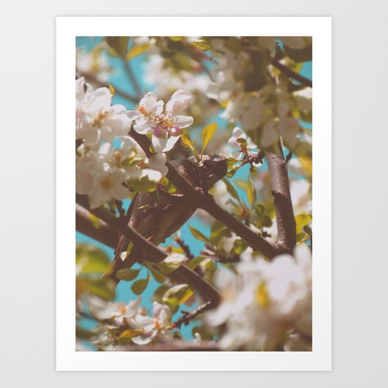 Early April Art Print