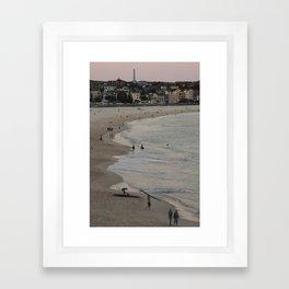 Bondi Framed Art Print