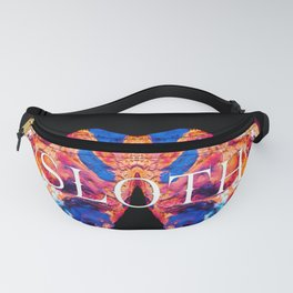 The Seven deadly Sins - SLOTH Fanny Pack