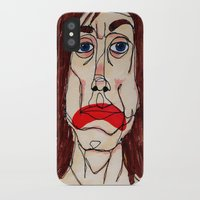 iggy pop iPhone & iPod Cases featuring Iggy Pop by Sasquatch