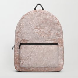 texture pale terracotta Backpack