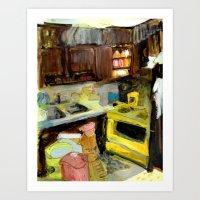 140 Hill Road, No. 04 Art Print