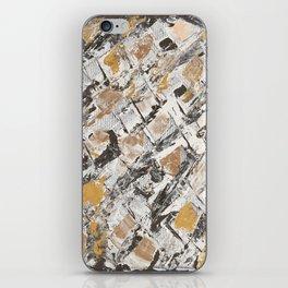 The golden windows iPhone Skin