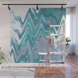 Ripple Waves Wall Mural