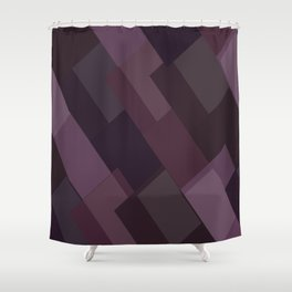 Purluxe 0.1 Shower Curtain
