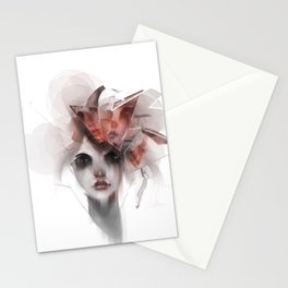 Shattered Mind Stationery Cards