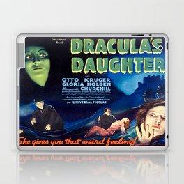 Dracula's Daughter 1936 Laptop & iPad Skin