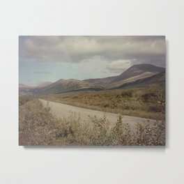 Open Road | Nature Photography Metal Print