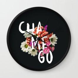 Chamego Wall Clock