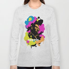 Soul Activism :: Curtis Mayfield Long Sleeve T-shirt