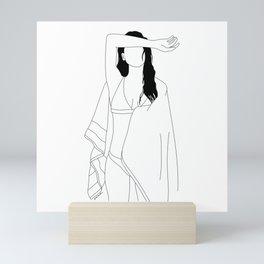 Salted Mini Art Print