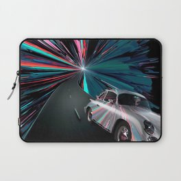 Just Visiting Laptop Sleeve