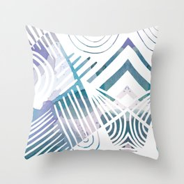 Magic Mind Throw Pillow