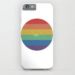 Be Different Trans LGQBT Member Gift iPhone Case