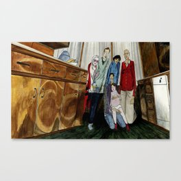 274 Years Canvas Print