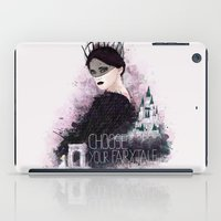 fairytale iPad Cases featuring Fairytale by Alendro