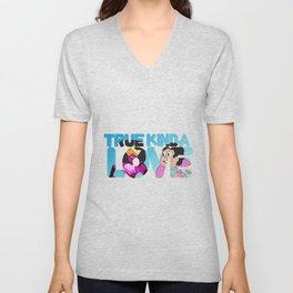 True Kinda Love - Steven & Garnet Unisex V-Neck
