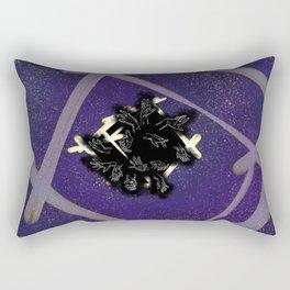 Society square Rectangular Pillow