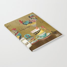 Roosters Majestic Notebook