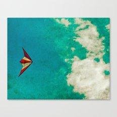 Kite-tastic Canvas Print