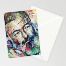 Ernest Hemingway Stationery Cards