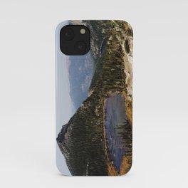 Rocky Mountain Lakes iPhone Case
