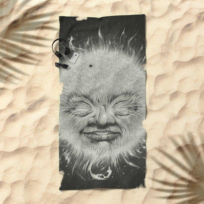 Sirious A Beach Towel