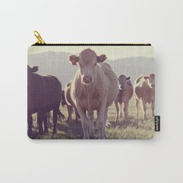 Till the cows come home Carry-All Pouch
