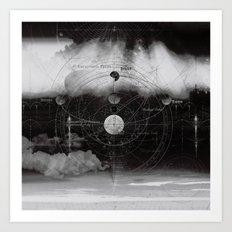 Astrolabe IV Art Print