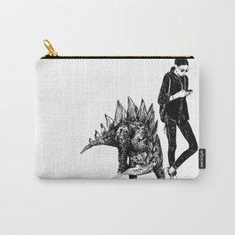 Walk Like a Dinosaur Carry-All Pouch