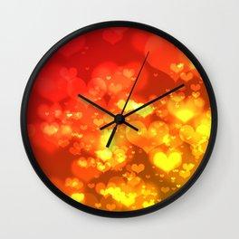 New Love Wall Clock