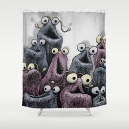 Yip Yip Shower Curtain