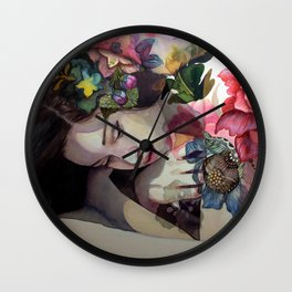 Indelible Wall Clock