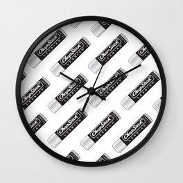 CHAPSTICK LESBIAN Wall Clock