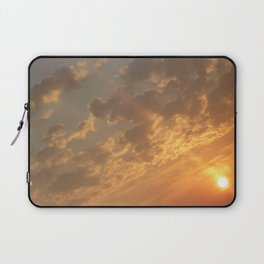Sun in a corner Laptop Sleeve