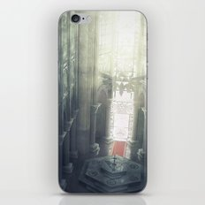 Zelda Cathedral iPhone & iPod Skin