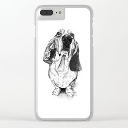 Food? Clear iPhone Case