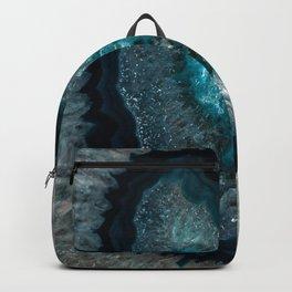 Earth treasures - Blue Agate Backpack